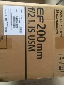 佳能镜头EF 200mm f/2L IS USM