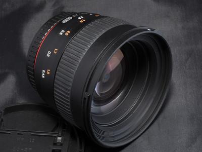samyang 三阳 50mm f1.4 尼康口