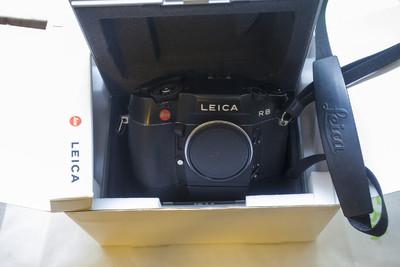 出Leica R8 + 卷片马达 好成色