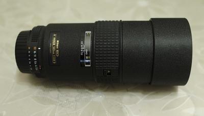 个人出售 自用 98新 尼康180 2.8D IF ED镜头