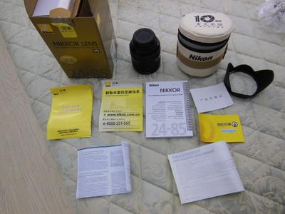 尼康 AF-S 24-85mm f/3.5-4.5G 某东行货