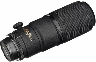 约99%新 Nikon/尼康 AF200/4D 200 4D 微距镜头