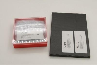 ALPA m口数码后背接环 带精度调节
