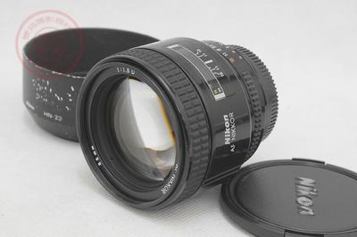 尼康 AF 85mm f/1.8D人像镜头
