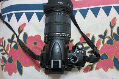 尼康D5000 适马18-200防抖镜头