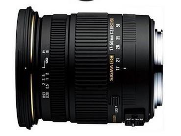 适马 17-50mm f/2.8 EX DC OS HSM 适马卡口