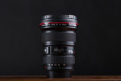 个人 佳能 EF 16-35mm f/2.8L II USM