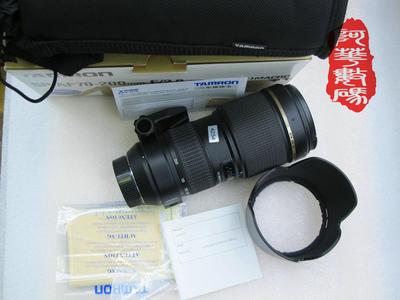 腾龙 AF 70-200mm f/2.8 Di LD(IF)微距镜头(A001)尼康卡口