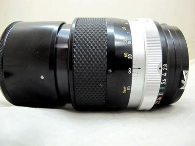 尼康 NIKKOR-Q Auto 1:2.8 f=135mm(影友寄售)