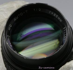 诚意急售:Olympus原厂镜头 85/2和35/2 成色9新  附样片
