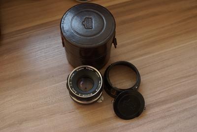 尼康 AUTO 5cm F2 tick mark版本