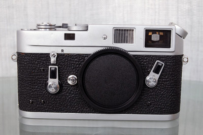 Leica M4,比M3更实用、布列松所用兵器!