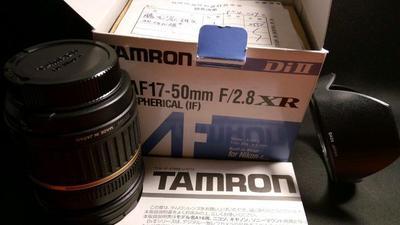 腾龙 SP AF17-50mm F/2.8 (A16)尼康NII卡口