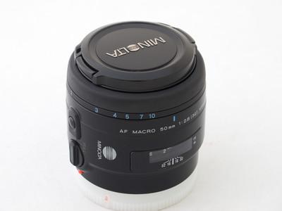 美能达50mm1:2.8 New微距