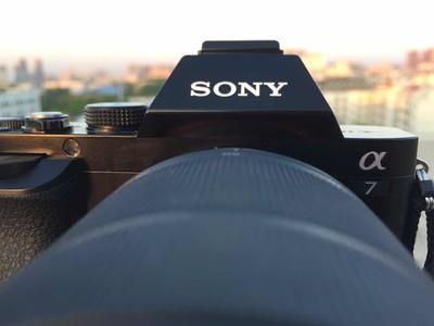 毕业出售二手95新索尼a7相机