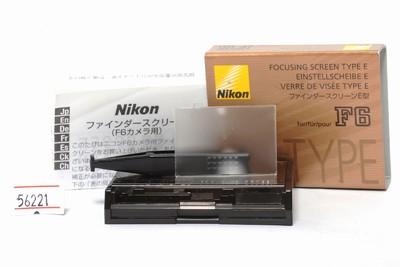 尼康/Nikon 标准磨砂对焦屏 for F6 相机 *如新*