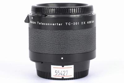 尼康/Nikon TC-201 2X 增距镜 for AI AI-S AF 镜头*超美品*