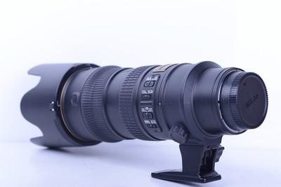 95新 尼康 70-200/2.8 G VR 防抖镜头 性能完好