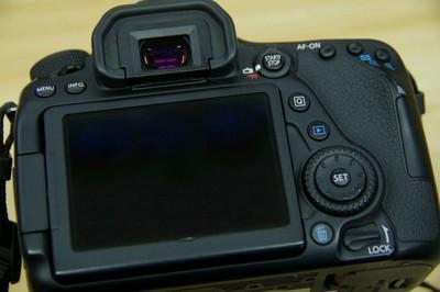 佳能 80D 单反相机