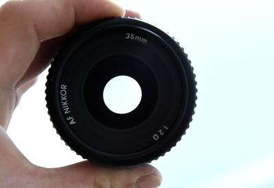 Nikon(几乎全新)镜头全出,35 2D  35-70 2.8D  70-210 F4