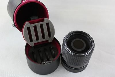 Pentax/宾得 400-600/8-12 折返镜头,稀少品,PK口,滤色片6片+皮桶