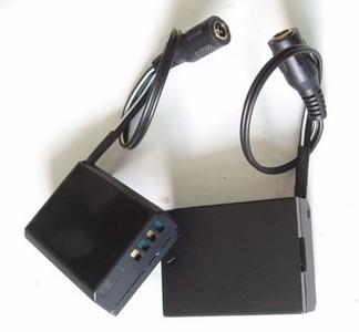 包邮EOS接220V交流电的重要附件 假电池 托板 DR-E10 -E8 -E6 -E5