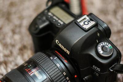 5D2拍照用