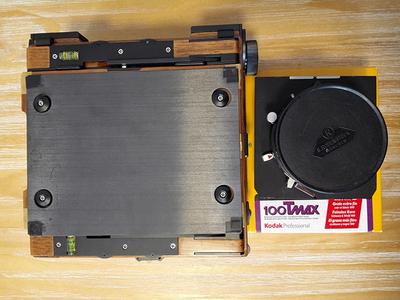 4X5大画幅相机 沙慕尼 45 N2及镜头附件