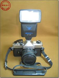 【富士FUJICA STX-1N照相机】,配件全,各项功能完好,近全新。