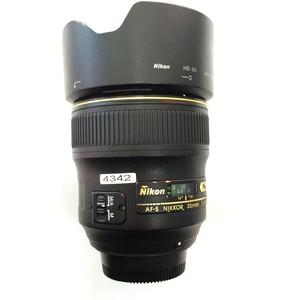 96新 尼康 AF-S Nikkor 35mm f/1.4G镜头,售价6700