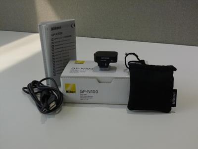 尼康 GP-N100 GPS单元