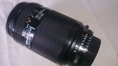 尼康 AF 70-210 / F4.0-5.6