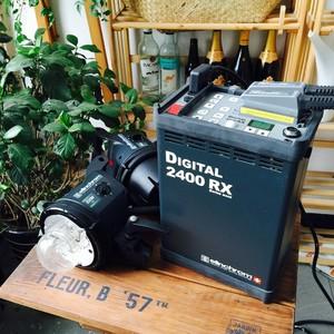 爱玲珑RX2400电箱 pro灯头两个