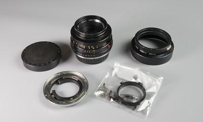 自用闲置/徕卡/LEICA R 50/2 Summicron