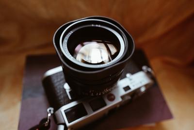 徕卡 Leica 夜神 Noctilux 50mm f1.0 可小刀