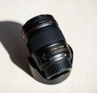 尼康 AF-S 17-35mm f/2.8D IF-ED(金广角)