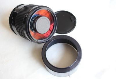 出俄Rubinar鲁比纳尔 300/4.5折返镜头(M42转佳能口电子接环)