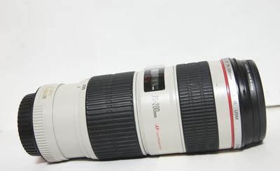 转让EF 70-200mm f/4 IS USM