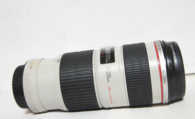 转让EF 70-200mm f/4 IS USM