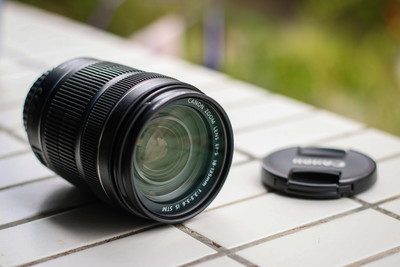 99新闲置佳能EF-S 18-135mm f/3.5-5.6 STM镜头