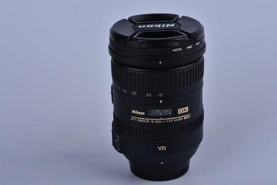 尼康二代 AF-S DX VR 18-200mm f/3.5-5.6G IF-ED