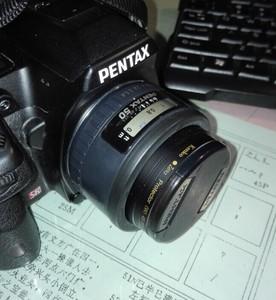 宾得 全幅 镜头 smc FA 50mm  f1.4