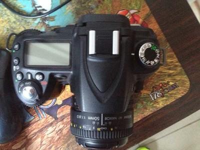 出售个人闲置尼康D90+50 1.8+18-55 箱说全,整套转让了