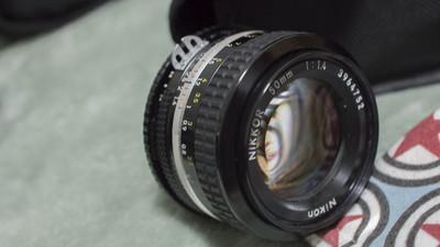 尼康50 f1.4