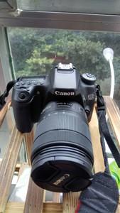 佳能 70D搭配18-135三代镜头