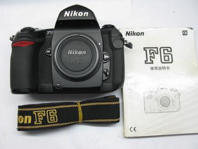 胶片王者 Nikon F6 机身