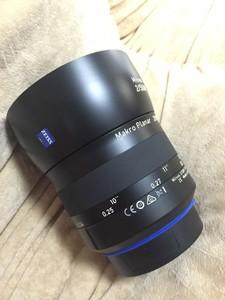 milvus 50 2/M,标准镜头,微距镜头