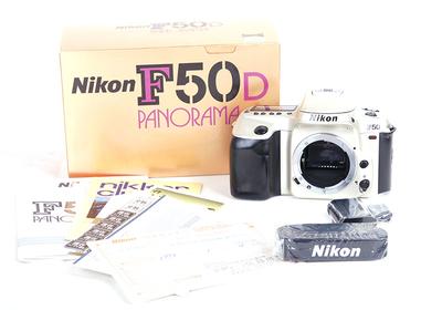 【新同品】NIKON/尼康 F50 D入门级胶片相机 #jp17661