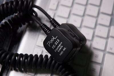 品色 FC-313/3.6米 闪光灯离机连接线 索尼专用