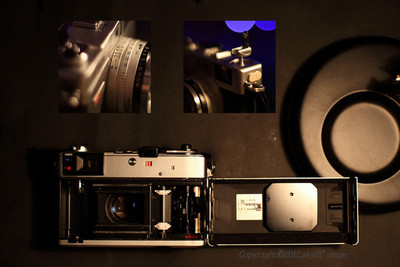佳能 Canonet G-III 17